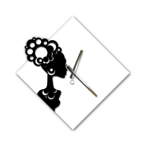 Настенные Часы Glozis Mulatto