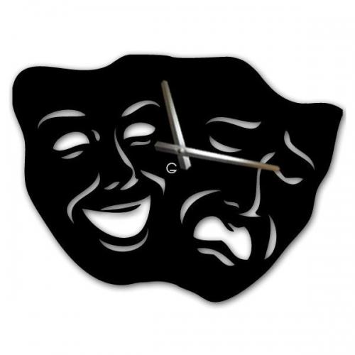 Настенные Часы Glozis Masks