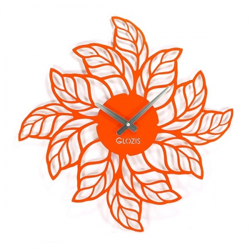 Настенные Часы Glozis Leafs