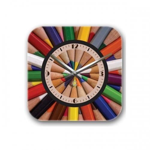 Настенные Часы Glozis Pencils