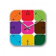 Настенные Часы Glozis Palette