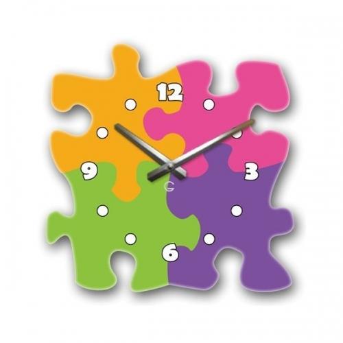 Настенные Часы Glozis Puzzle
