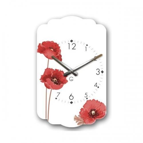 Настенные Часы Glozis Flowers