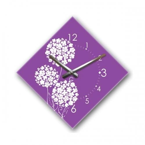 Настенные Часы Glozis Violet