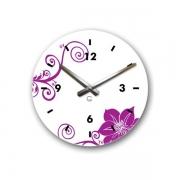 Настенные Часы Glozis Orchid