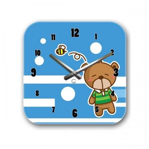 Настенные Часы Glozis Bear