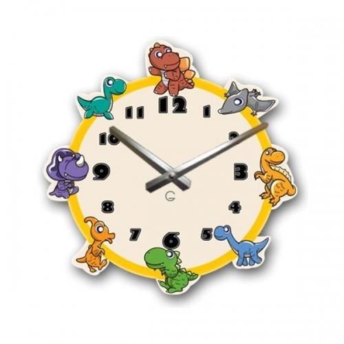 Настенные Часы Glozis Dinosaurs