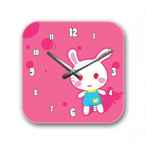 Настенные Часы Glozis Bunny