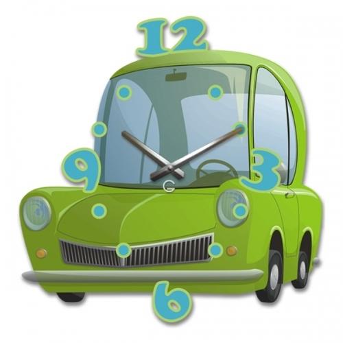 Настенные Часы Glozis Car