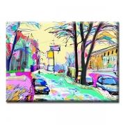 Картина Glozis Street