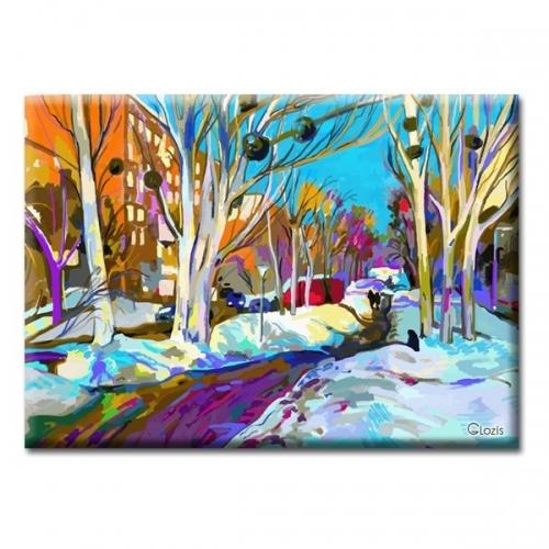 Картина Glozis Alley