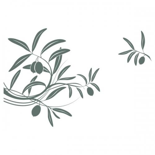 Виниловая Наклейка Glozis Olive