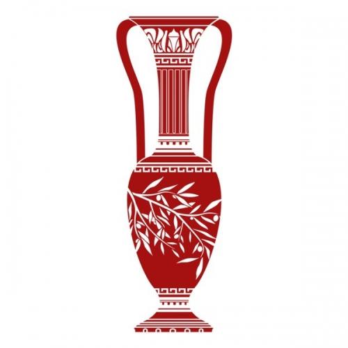 Виниловая Наклейка Glozis Amphora