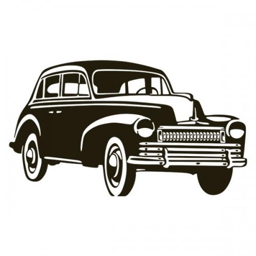 Виниловая Наклейка Glozis Car