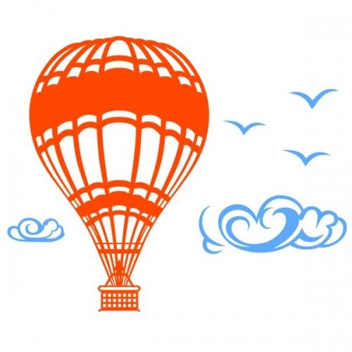 Виниловая Наклейка Glozis Aeroball