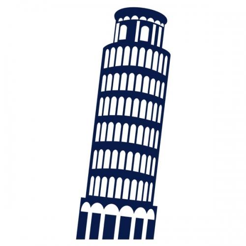 Виниловая Наклейка Glozis Pisa