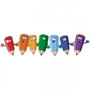 Виниловая Наклейка Glozis Pencils