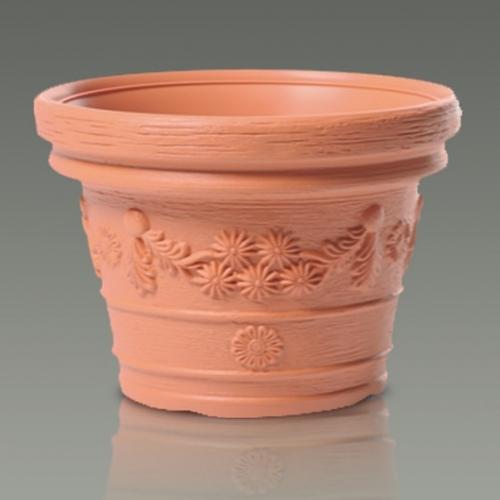 Горшок для цветов DEKORA 35см