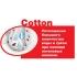 Губка для плитки Cotton (Швабра Classic Mop)
