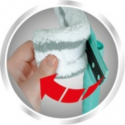 Губка для мойки окон (Швабра Wet&Dry)