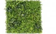 Декоративное зеленое покрытие Engard Фитостена 100х100 см (GCK-10)