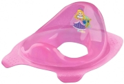 Накладка на унитаз Little Princess розовая 8055