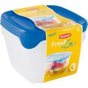 Комплект  емкостей  Fresh&Go (3шт.*1,2л)