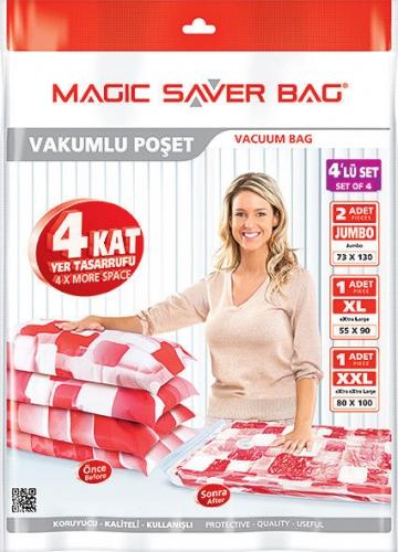 Комплект вакуумных пакетов SET OF 4