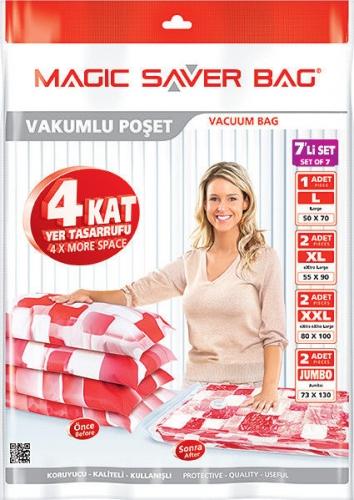 Комплект вакуумных пакетов SET OF 7
