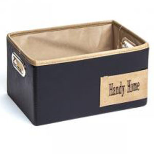Короб Handy Home для хранения коричневый S купить по лучшей цене в Украине  – Comoda 239d4e6439a