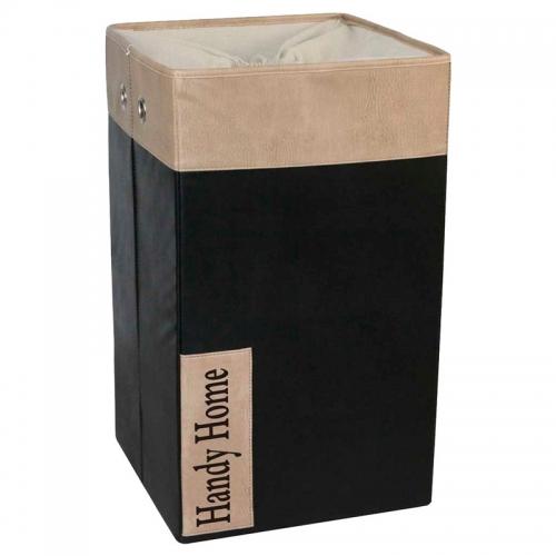 Короб Handy Home для хранения белья коричневый