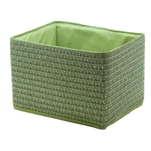 Короб прямоугольный зеленый M