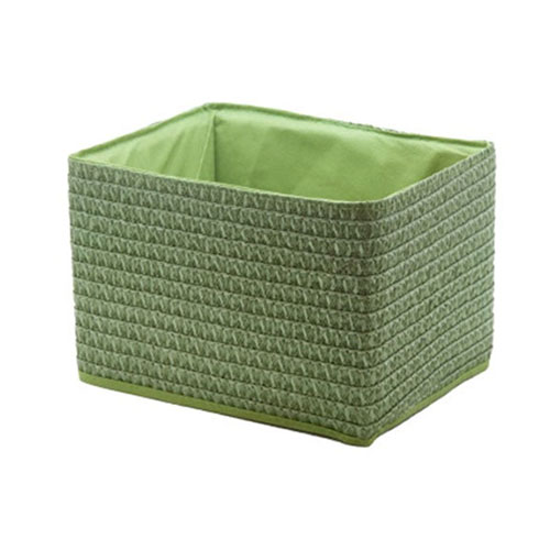 Короб прямоугольный зеленый S