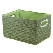 Короб прямоугольный зеленый