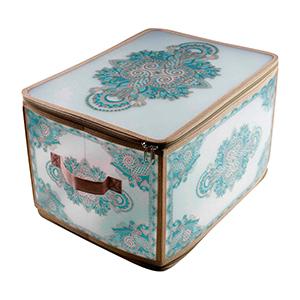 Коробка для хранения Handy Home на молнии кружева, L