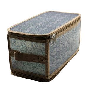 Коробка для хранения Handy Home на молнии серая, S купить по лучшей ... 3abfefc9998