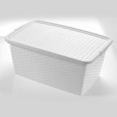 Корзинка Intrigobox с крышкой 10л