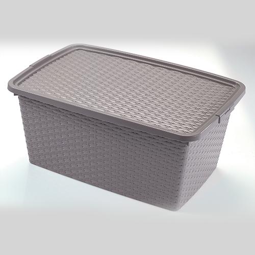Корзинка Intrigobox с крышкой 20л