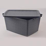 Корзина Intrigobox с крышкой 40л