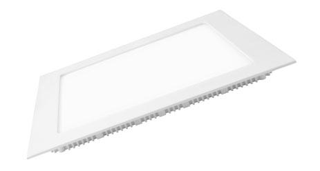 EUROLAMP LED Светильник квадратный Downlight NEW 12W 4000K