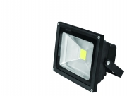 EUROELECTRIC LED Светильник COB черный 10W 6500K classic