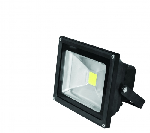 EUROELECTRIC LED Светильник COB черный 30W 6500K classic