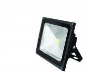 EUROELECTRIC LED Светильник COB черный 50W 6500K classic