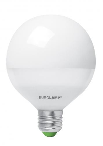 EUROLAMP LED Лампа G95 15W E27 3000K