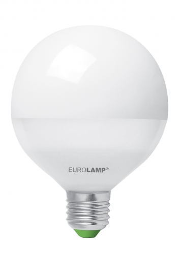EUROLAMP LED Лампа G95 15W E27 4000K