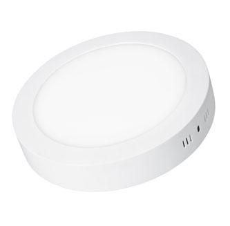 LED Светильник круглый накладной Downlight NEW 24W 4000K