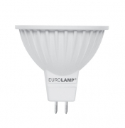 EUROLAMP LED Лампа MR16 3W GU5.3 4000K 220V