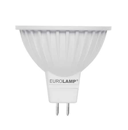 EUROLAMP LED Лампа MR16 3W GU5.3 4000K 220V