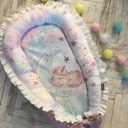 Кокон для новорожденных Маленькая Соня Magic Единорог