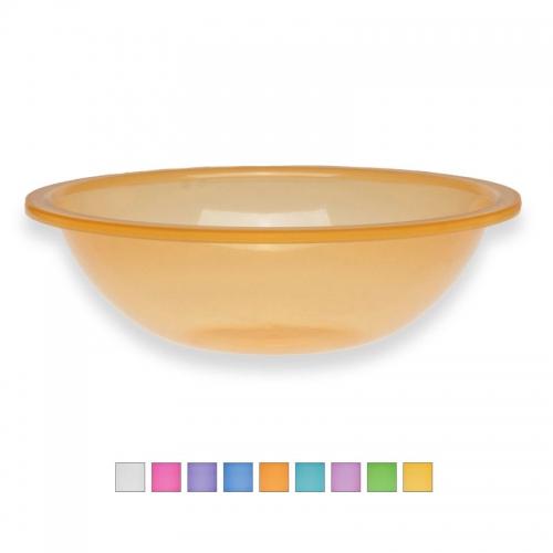 Миска круглая 26см прозрачная
